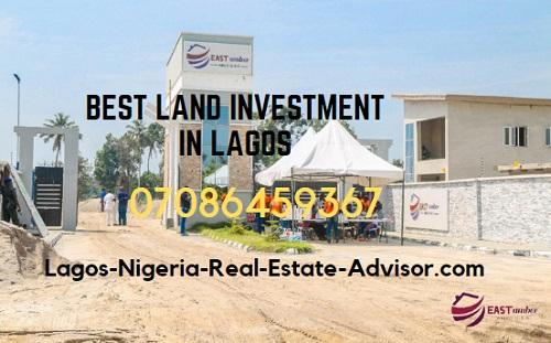 Best Land Investment In Lagos Nigeria