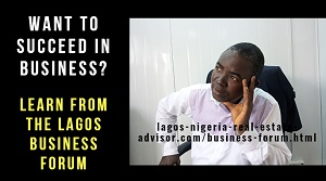 Business Success Forum Lagos Nigeria
