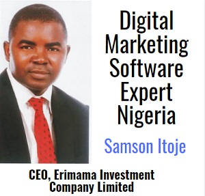 Digital Marketing Software Provider Lagos Nigeria