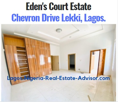 Edens Court Estate Chevron Drive Lekki Lagos