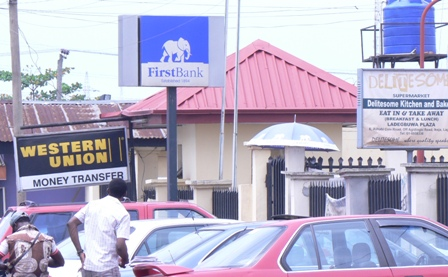 first bank lagos nigeria africa