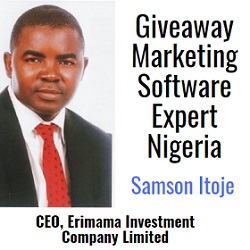 Contest and Giveaway Marketing Software Lagos Nigeria