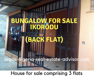 House for sale Ikorodu Lagos