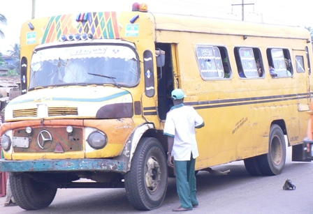 molue bus lagos nigeria