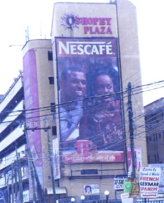 oshopey shopping plaza allen avenue lagos nigeria