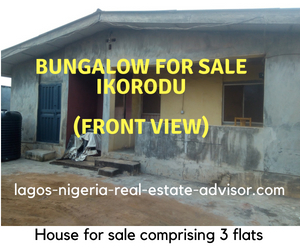 Property For Sale Igbogbo Ikorodu Lagos