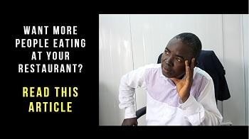 Restaurant Advertising Software Lagos Nigeria