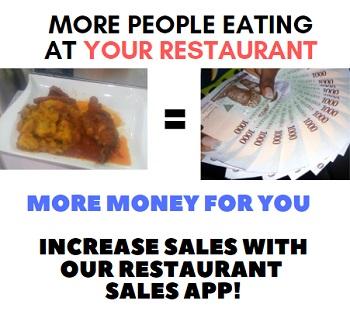 Restaurant Marketing Software Lagos Nigeria