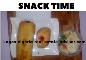 Snacks Time In Lagos Nigeria