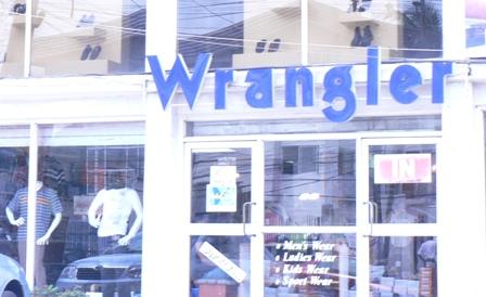 wrangler boutique lagos nigeria