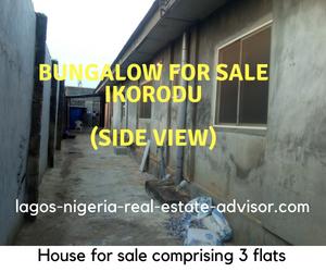 Bungalow for sale Ikorodu Nigeria