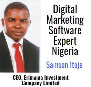 Digital Marketing Software Provider Lagos Nigeria