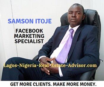 Facebook Real Estate Marketing Specialist Nigeria