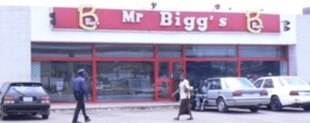 mr biggs fast food lagos nigeria