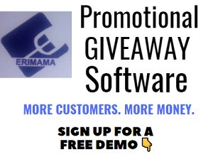 Promotional Giveaway Software Lagos Nigeria