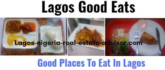 Restaurants in Lagos Nigeria